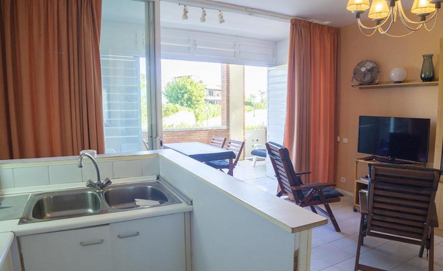 Apartamento en primera linea de Comarruga - Fotografia nº 5