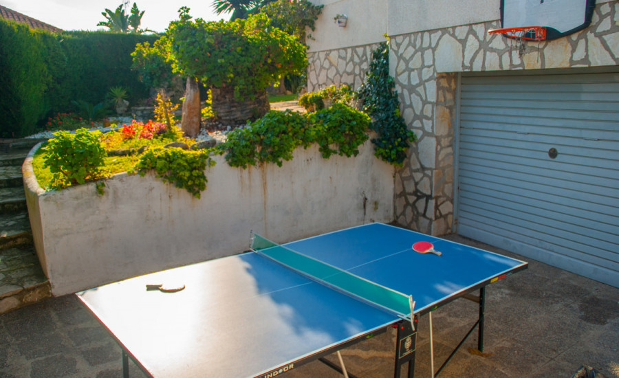 Chalet con piscina en Comarruga - Fotografia nº 28