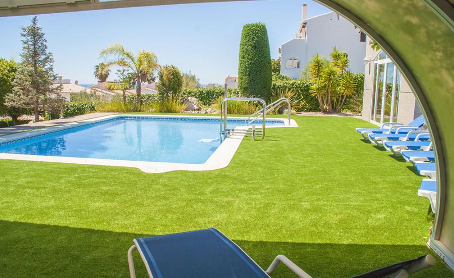 Chalet con piscina privada en Cunit - Fotografia nº 5
