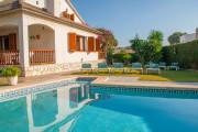 Chalet con piscina en Comarruga - Miniatura nº 1