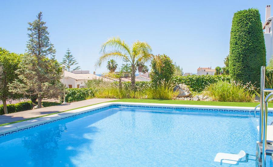 Chalet con piscina privada en Cunit - Fotografia nº 3