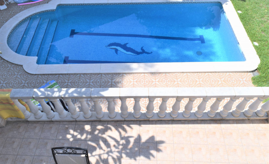 Chalet con piscina en Segur de Calafell - Fotografia nº 4