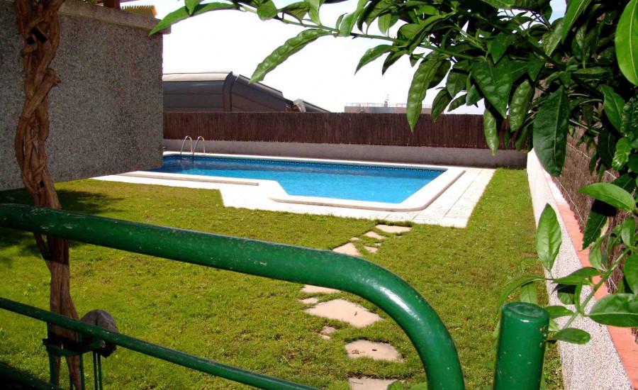 Chalet con piscina privada - Fotografia nº 33