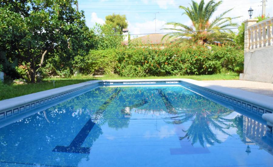 Chalet con piscina en Segur de Calafell - Fotografia nº 5