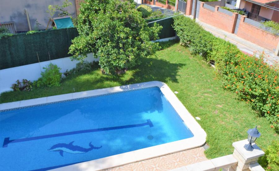 Chalet con piscina en Segur de Calafell - Fotografia nº 46