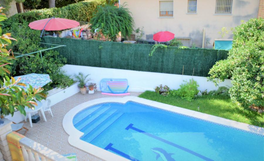 Chalet con piscina en Segur de Calafell - Fotografia nº 45