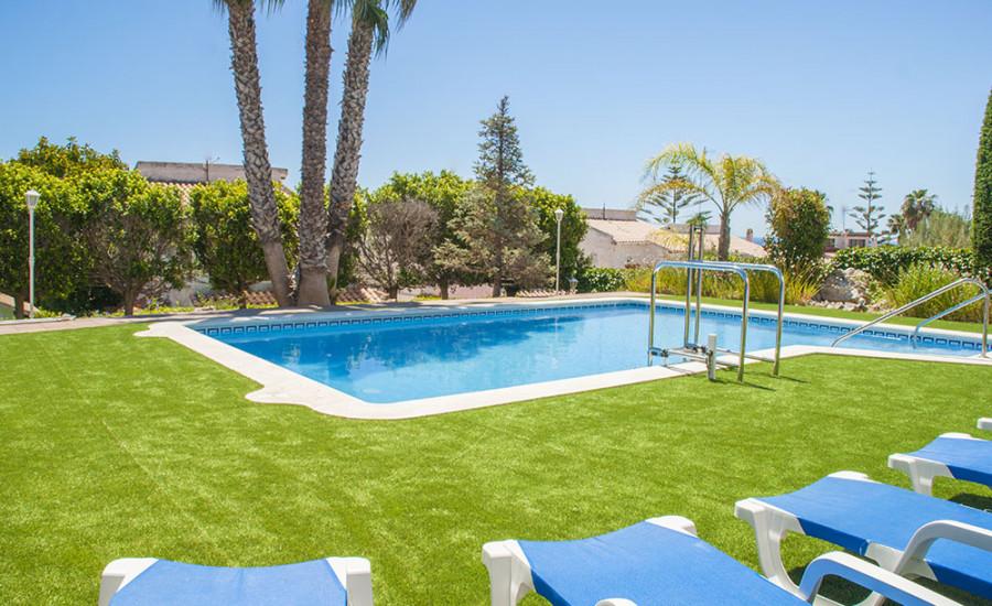Chalet con piscina privada en Cunit - Fotografia nº 4