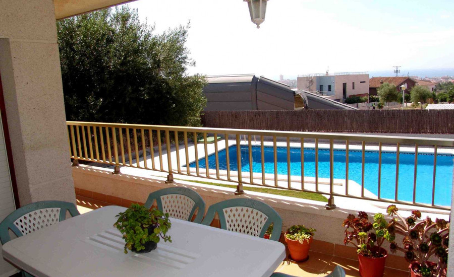 Chalet con piscina privada - Fotografia nº 24