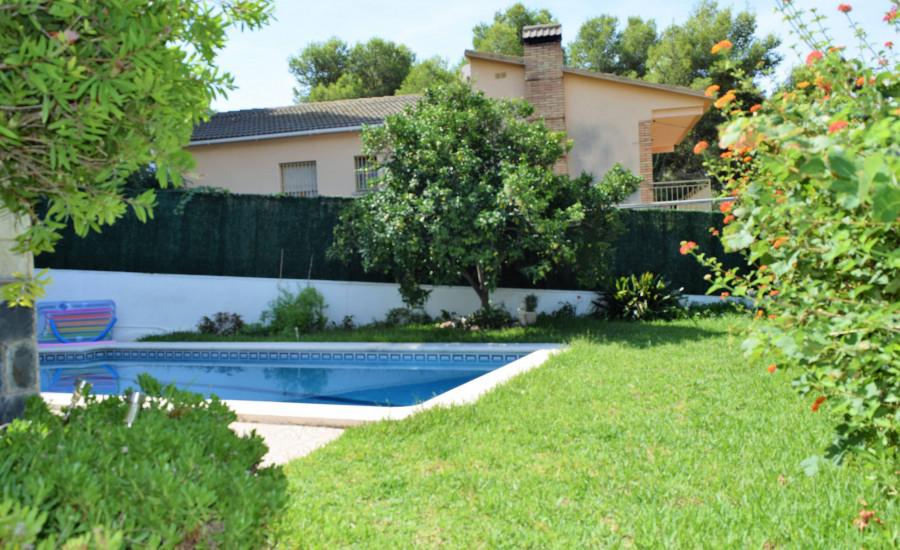 Chalet con piscina en Segur de Calafell - Fotografia nº 6