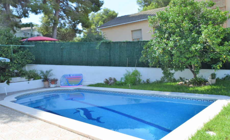 Chalet con piscina en Segur de Calafell - Fotografia nº 12