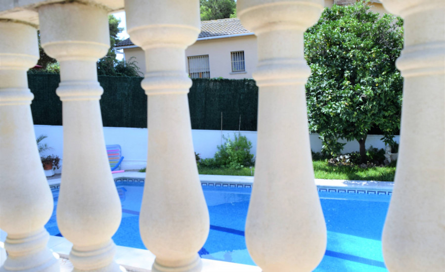 Chalet con piscina en Segur de Calafell - Fotografia nº 23