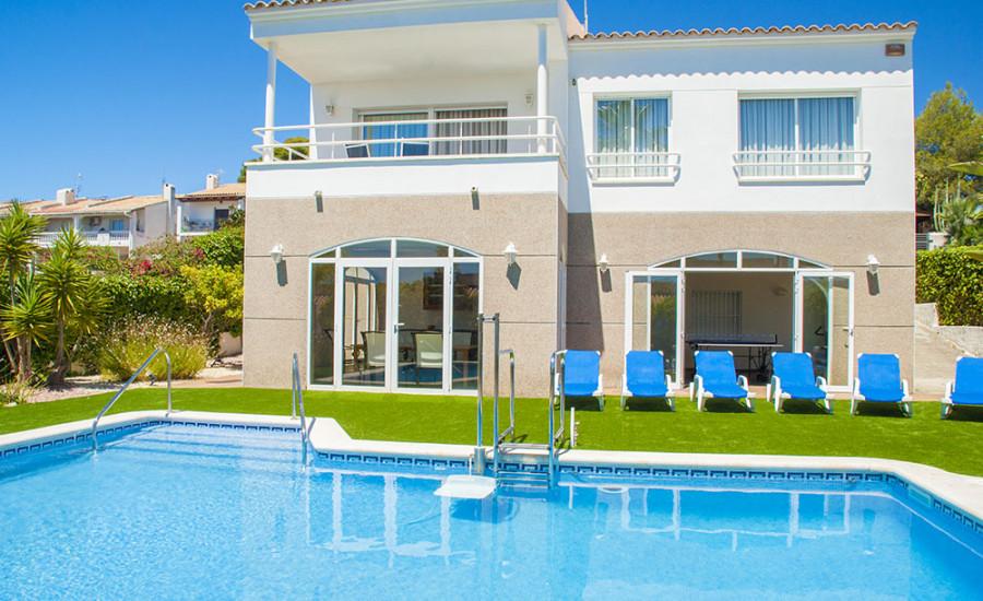 Chalet con piscina privada en Cunit - Fotografia nº 0