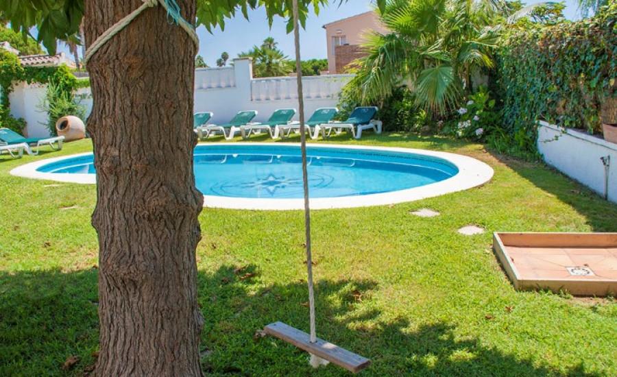 Chalet con piscina privada - Fotografia nº 3