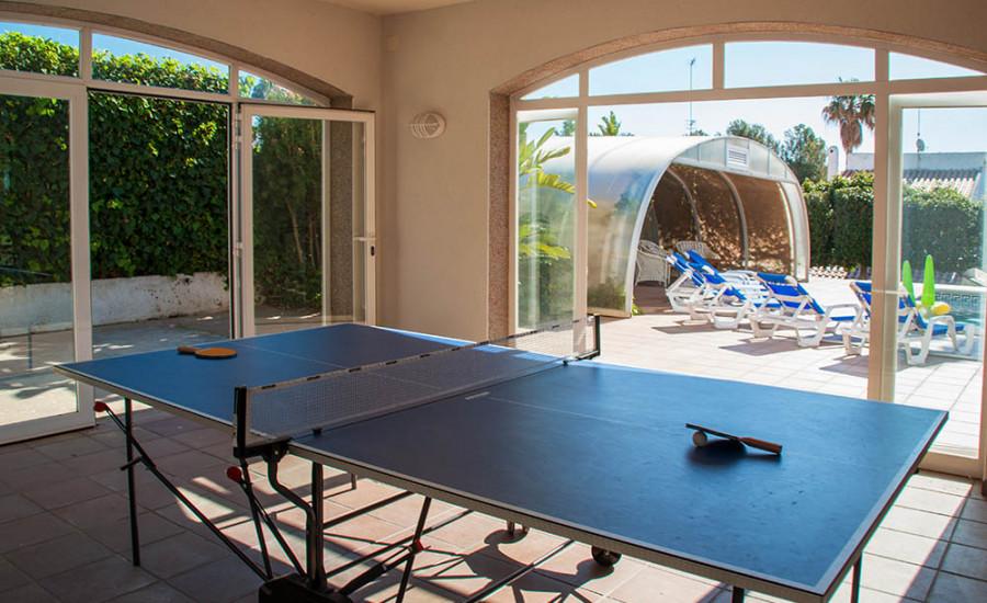 Chalet con piscina privada en Cunit - Fotografia nº 12
