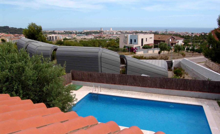 Chalet con piscina privada - Fotografia nº 4