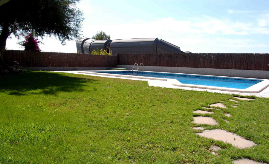 Chalet con piscina privada - Fotografia nº 32