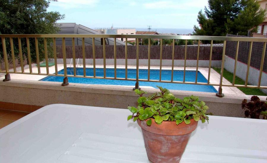 Chalet con piscina privada - Fotografia nº 10