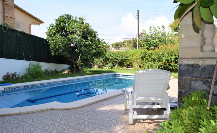 Chalet con piscina en Segur de Calafell - Fotografia nº 13