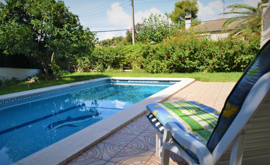 Chalet con piscina en Segur de Calafell - Fotografia nº 8